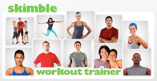 Skimble-workout-trainers