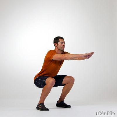Drop Squat