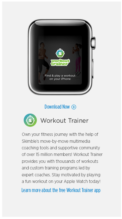 Skimble_Workout_Trainer_Apple_Watch_Application_Overview