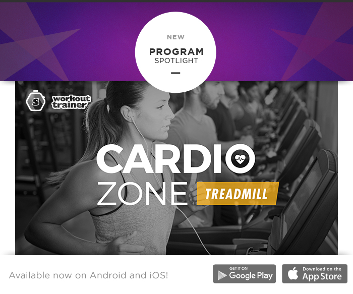 Skimble's Program Spotlight: Cardio Zone: Treadmill