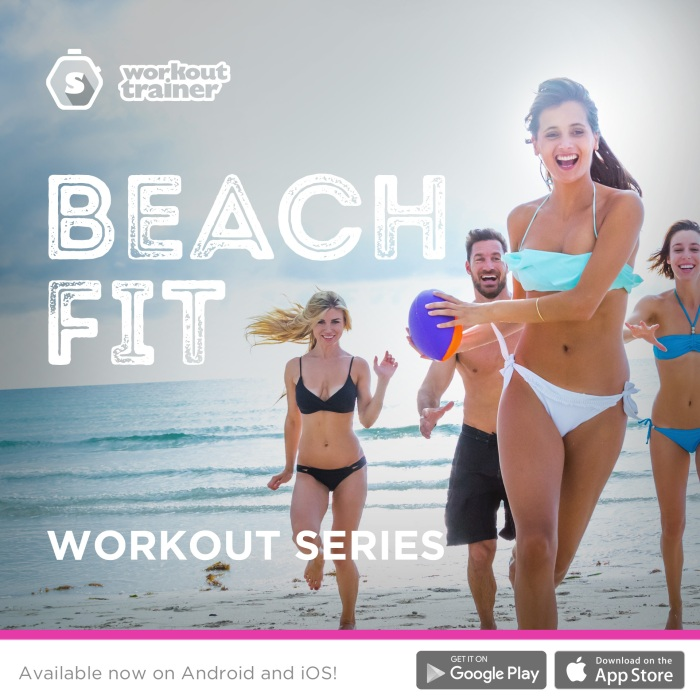 Skimble's Workout Trainer: Mini Series: Beach Fit