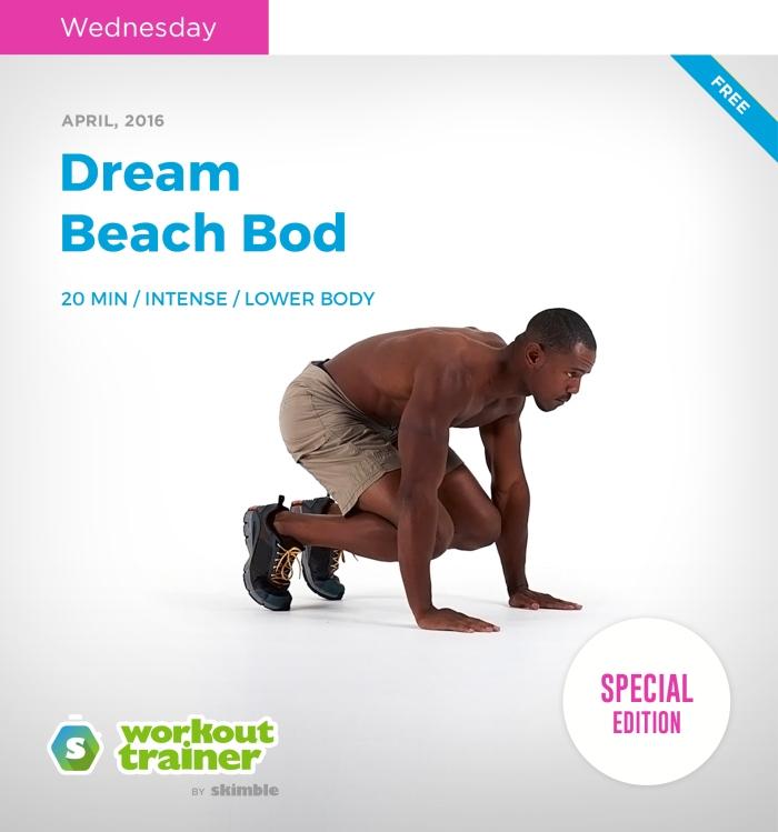 sSkimble's Workout Trainer: Mini Series: Beach Fit