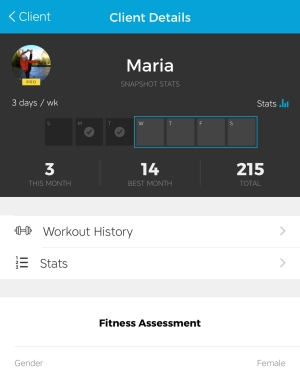 Workout Trainer by Skimble: 1:1 Training