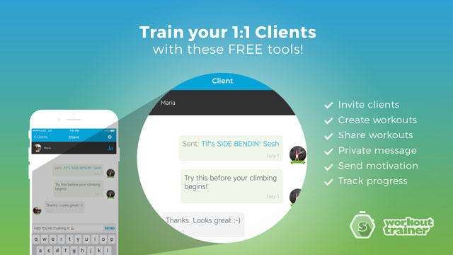 Workout Trainer by Skimble: 1:1 Online Personal Training