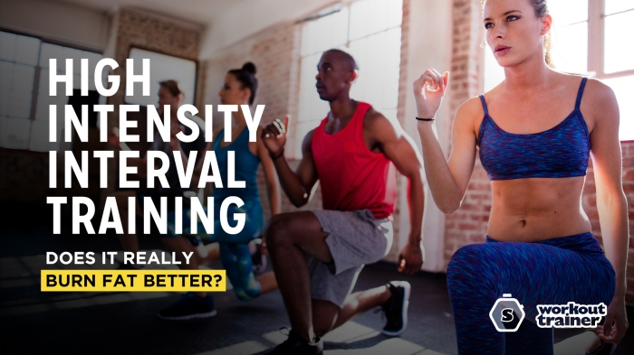 Does High Intensity Interval Training (HIIT) Really Burn Fat Better than Other Workouts?