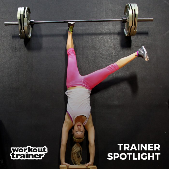Skimble's Trainer Spotlight: Tif Sippel