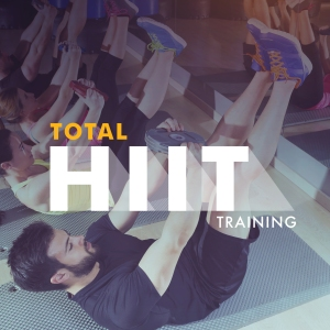 Intermediate HIIT Program in Workout Trainer - High Intensity Interval Training