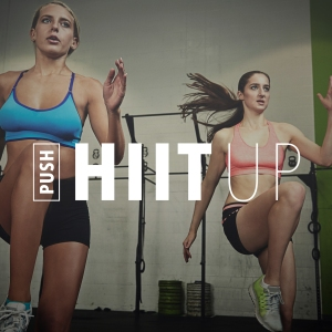 Push HIIT Up Program in Workout Trainer - High Intensity Interval Training