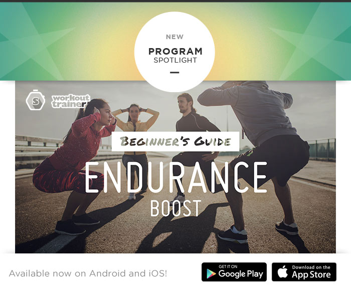 Skimble's Program Spotlight: Beginner's Guide: Endurance Boost