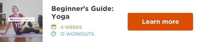 Workout Trainer by Skimble: Program Spotlight: Beginner's Guide: Yoga