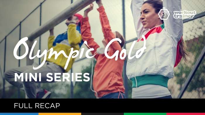 Workout Trainer by Skimble: Olympic Gold Series