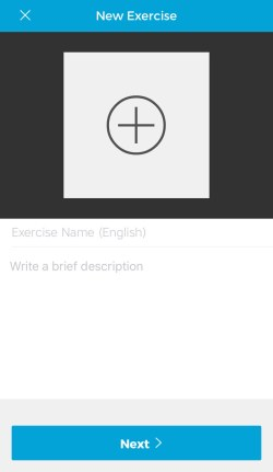 Workout Trainer by Skimble: How To Create Your Own Exercise Library