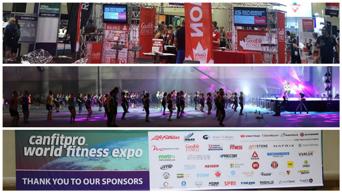 Workout Trainer by Skimble: CanFitPro - World Fitness Expo