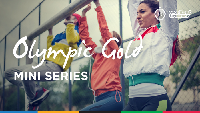 Workout Trainer by Skimble: Olympic Gold Series: Ready for Rio