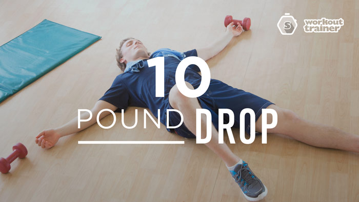 Workout Trainer by Skimble: Program Spotlight: 10 Pound Drop