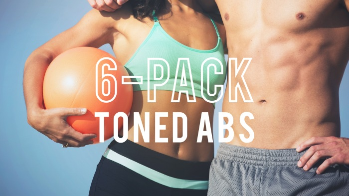 Workout Trainer by Skimble: Program Spotlight: 6-Pack Toned Abs
