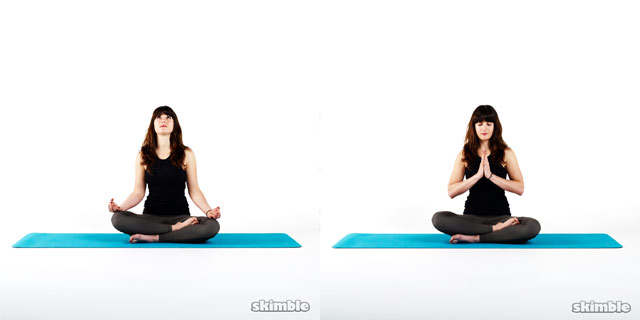 Workout Trainer by Skimble: 5 Easy Steps for Starting a New Yoga Routine