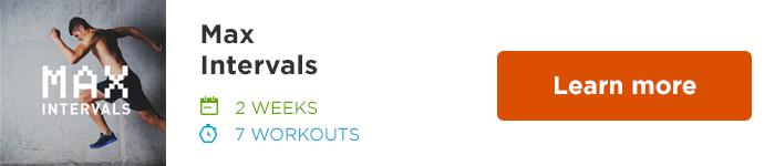Workout Trainer by Skimble: Program Spotlight: Max Intervals