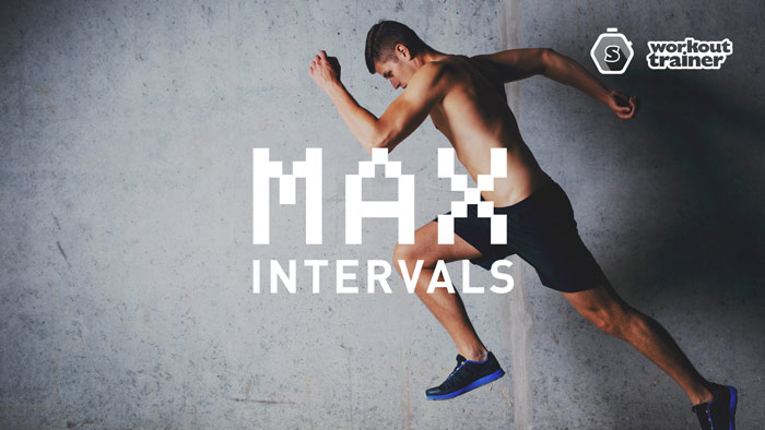 Workout Trainer by Skimble: Program Spotlight: Max Intervals