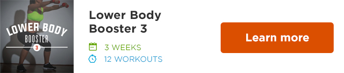 Workout Trainer by Skimble: Program Spotlight: Lower Body Booster 3