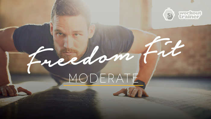 Workout Trainer by Skimble: Program Spotlight: Freedom FIT II