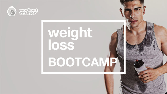 Workout Trainer by Skimble: Program Spotlight: Weight Loss Bootcamp