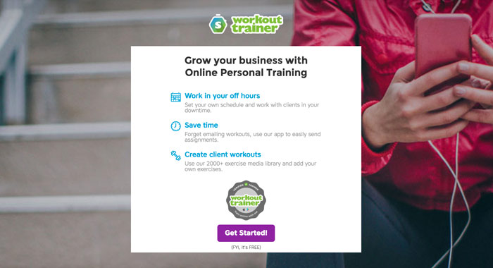 Workout Trainer by Skimble: Online Personal Training: Trainers