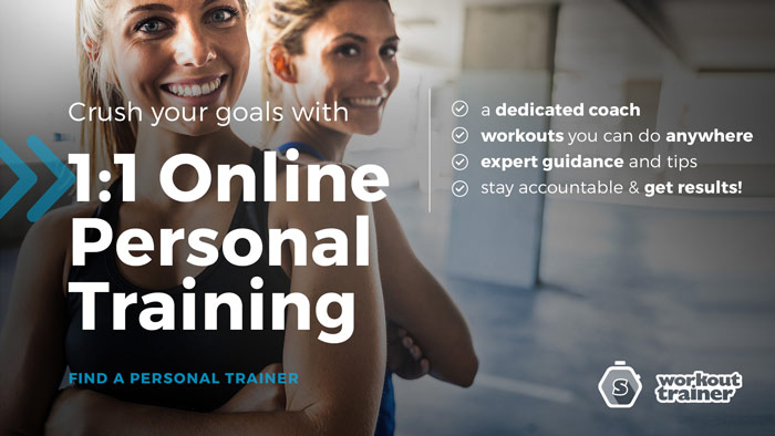Workout Trainer by Skimble: Online Personal Training