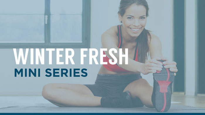 Workout Trainer by Skimble: Program Spotlight: Winter Fresh Mini Series