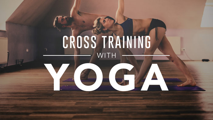 Workout Trainer by Skimble: Program Spotlight: Cross Training with Yoga