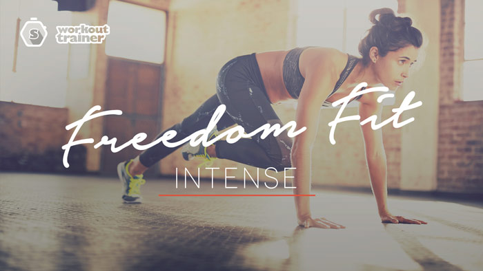 Workout Trainer by Skimble: Program Spotlight: Freedom FIT III