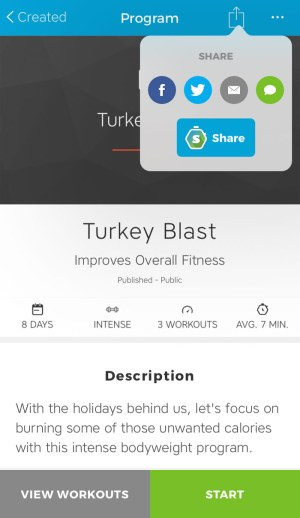 Workout Trainer by Skimble: Create Custom Training Programs for your Clients