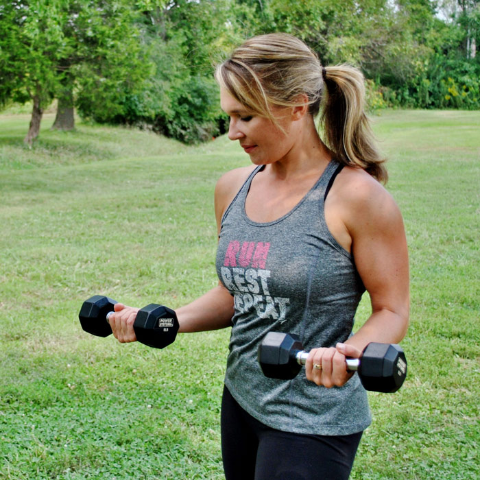 Workout Trainer by Skimble: Trainer Spotlight: Melissa Moran