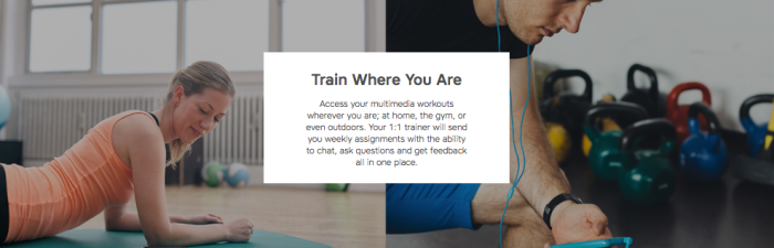 Workout Trainer by Skimble: Online Personal Training: Work Out Wherever, Whenever