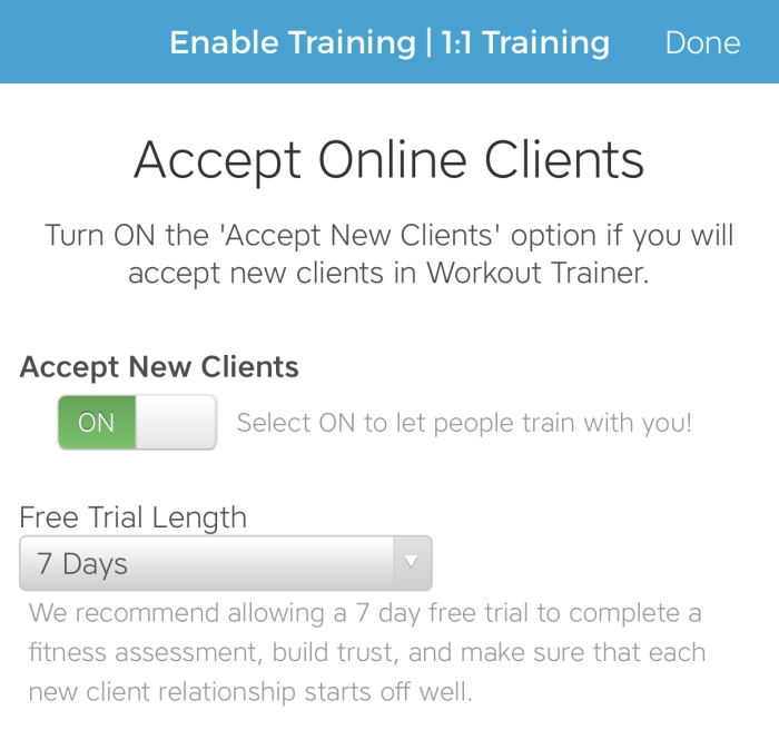 Workout Trainer by Skimble: Online Personal Training: Free Trial Period