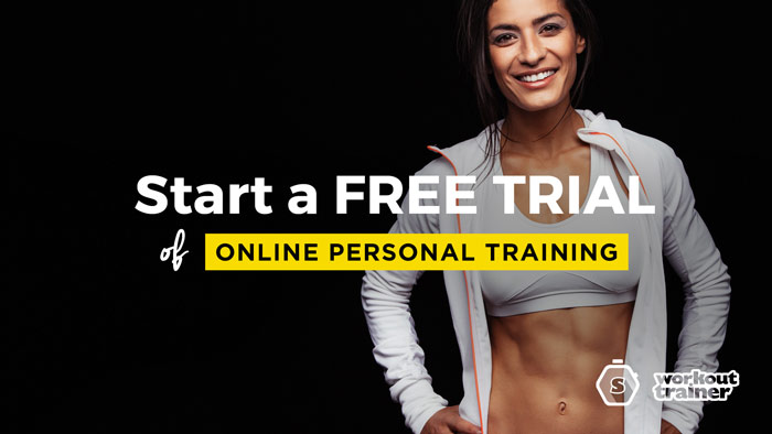 Workout Trainer by Skimble: Start a Free Trial of Online Personal Training
