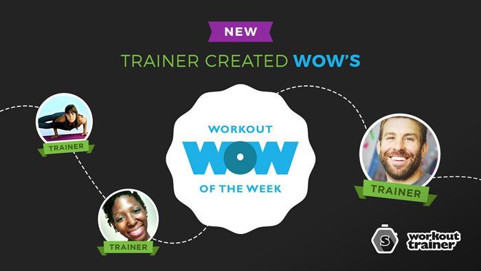 Workout Trainer by Skimble: New Free WOWs by Trainers