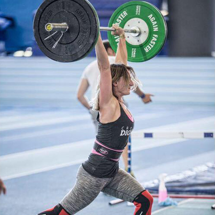 Workout Trainer by Skimble: Trainer Spotlight: Sarah Fisher
