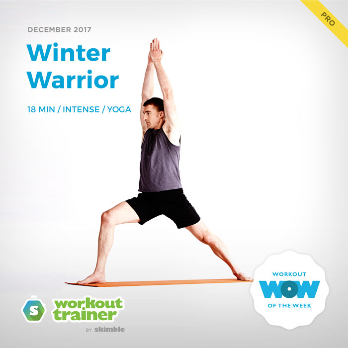 Workout Trainer by Skimble: Pro Workout of the Week: Winter Warrior