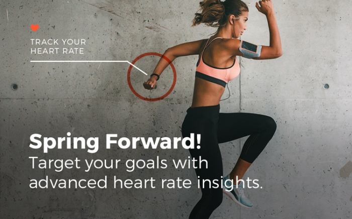 Workout Trainer by Skimble: Heart Rate Feedback: Compare and Analyze
