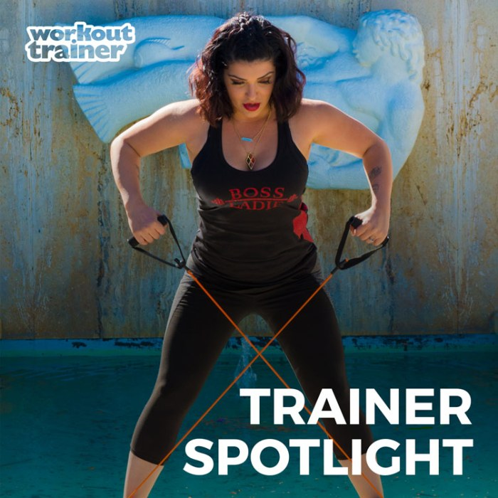 Workout Trainer by Skimble: Trainer Spotlight: Monike Medina