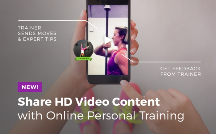 Workout Trainer by Skimble: HD Video Sharing with Online Personal Training