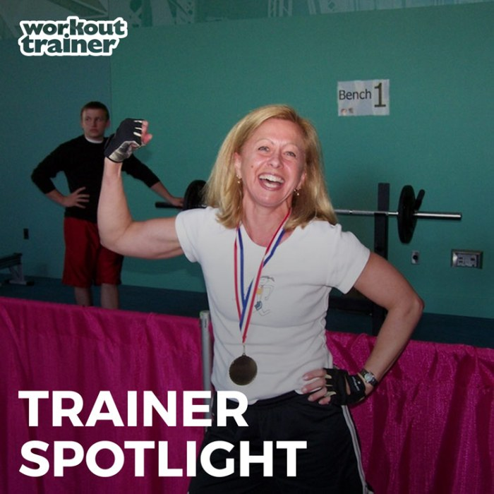 Workout Trainer by Skimble: Trainer Spotlight: Danette Lane