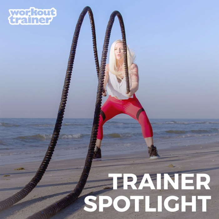 Workout Trainer by Skimble: Trainer Spotlight: Leia Nicole