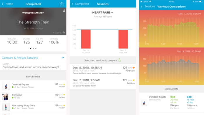 Workout Trainer by Skimble: Super Simple Detailed Workout Logging and Tracking
