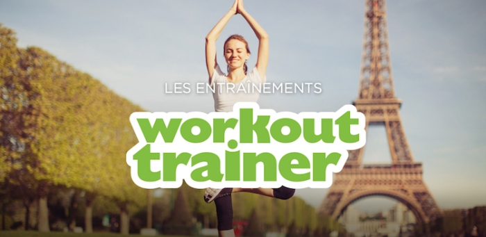 Skimble Launches Workout Trainer in French: Les Entraînements