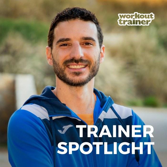 Workout Trainer by Skimble: Trainer Spotlight: Miguel Gisbert