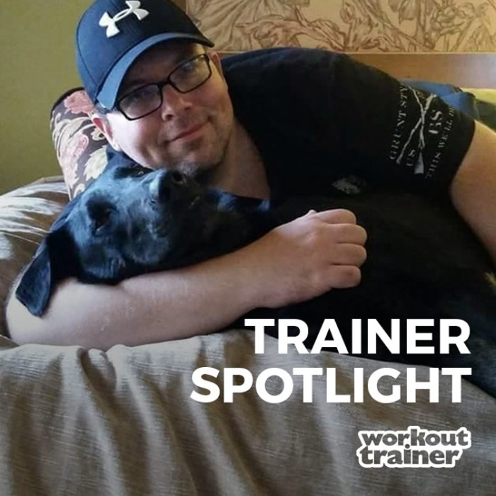 Workout Trainer by Skimble: Trainer Spotlight: James Faith