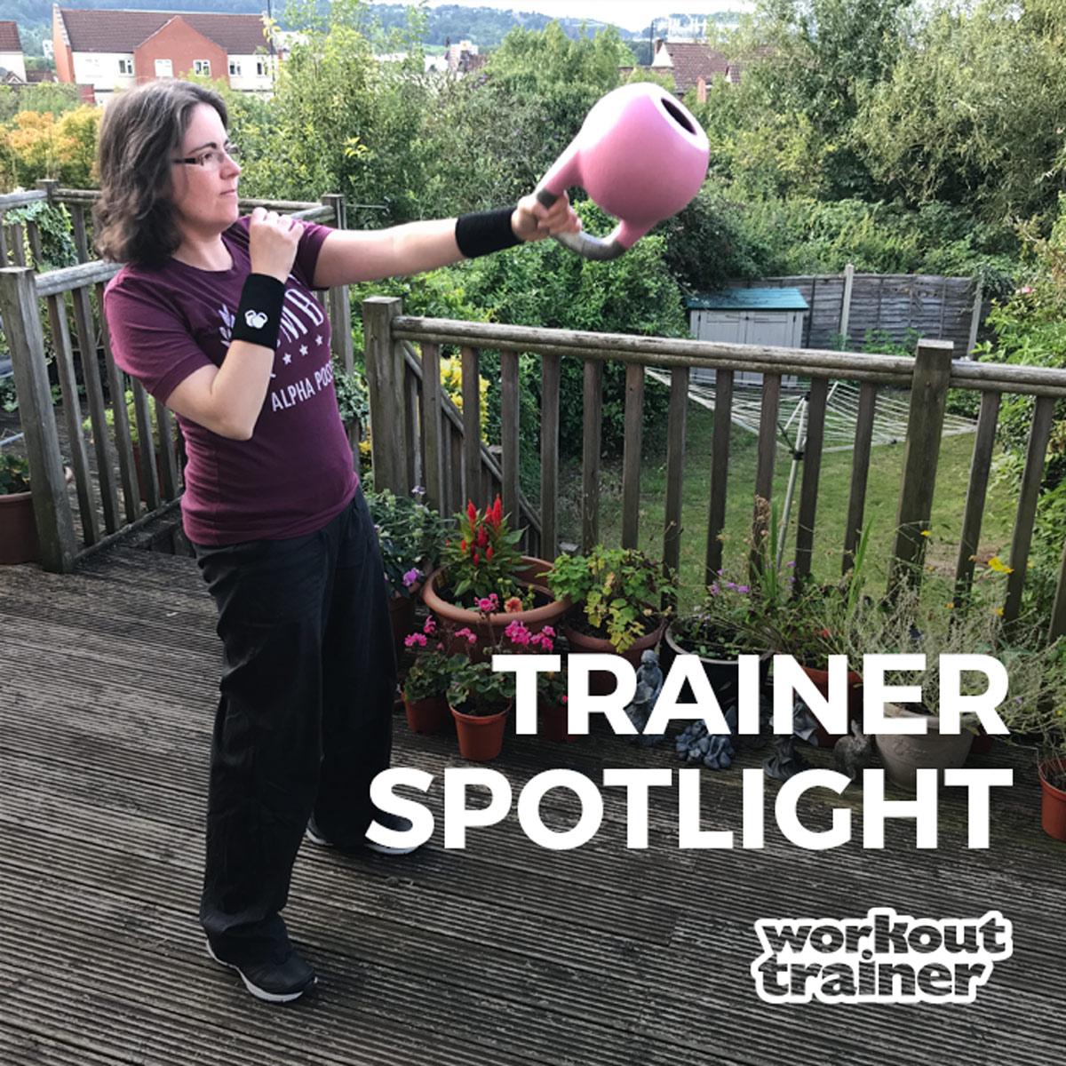 Workout Trainer by Skimble: Trainer Spotlight: Elisabetta Bruno