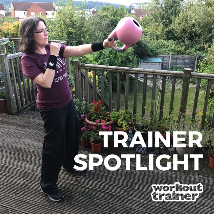 Workout Trainer by Skimble: Trainer Spotlight: Elisabetta Bruno